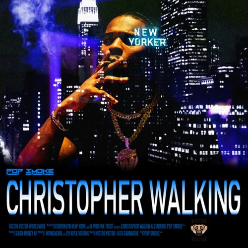 Christopher Walking