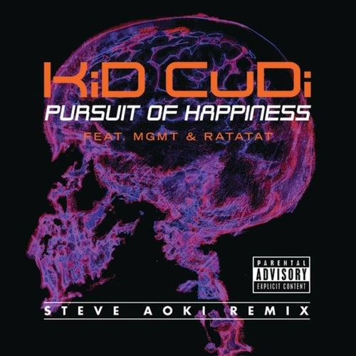 Kid Cudi/Universal Records Profile