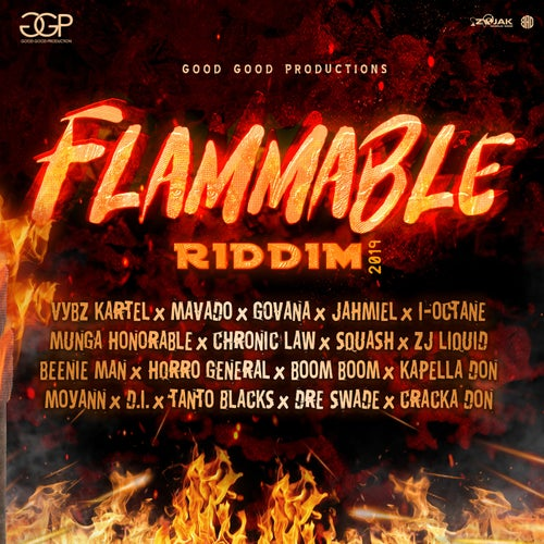 Flammable Riddim