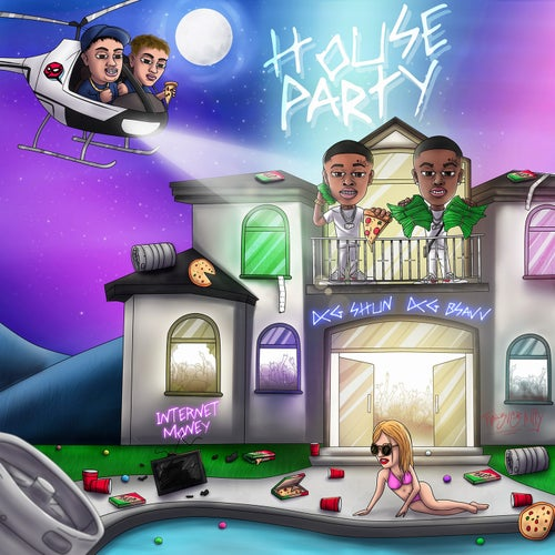 House Party (feat. Internet Money)