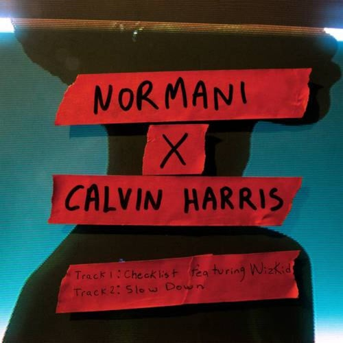 Normani x Calvin Harris