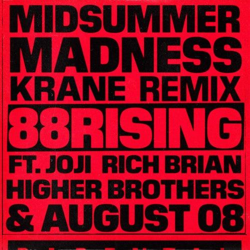 Midsummer Madness (feat. Joji, Rich Brian, Higher Brothers & AUGUST 08)