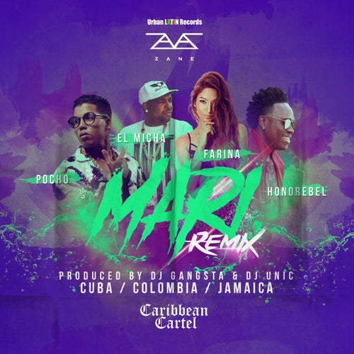 Mari (Remix (DJ Gangsta & DJ Unic))