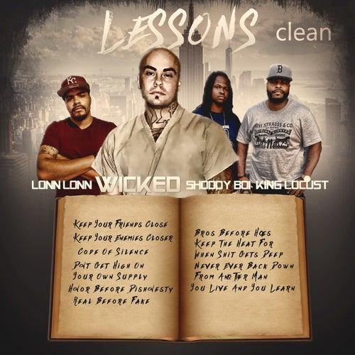Lessons (feat. King Locust, Shoddy Boi & Lonn Lonn)