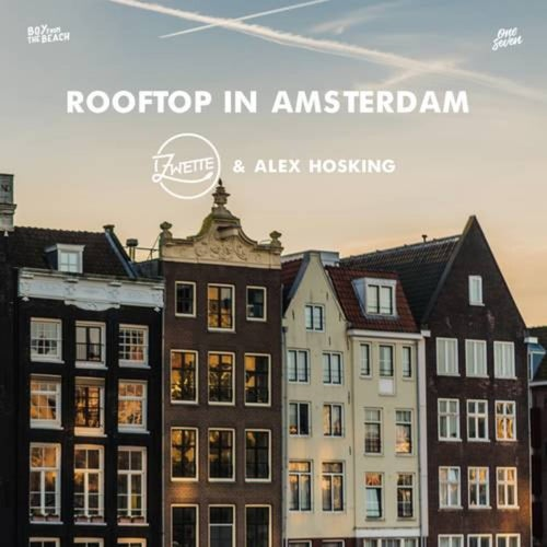 Rooftop in Amsterdam