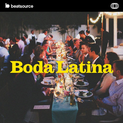 Boda Latina Album Art