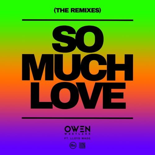 So Much Love (feat. Lloyd Wade) [The Remixes]