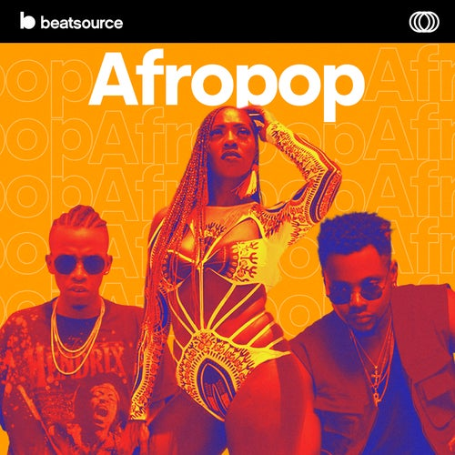 Afropop Album Art