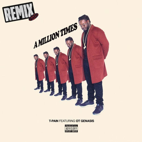 A Million Times (The Remixes)
