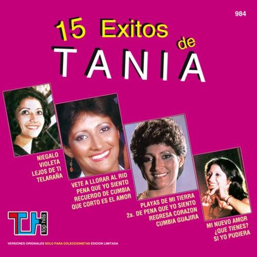 15 Éxitos De Tania