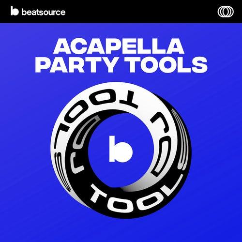 Acapella Party Tools Album Art