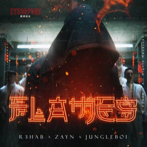 Flames (with ZAYN)