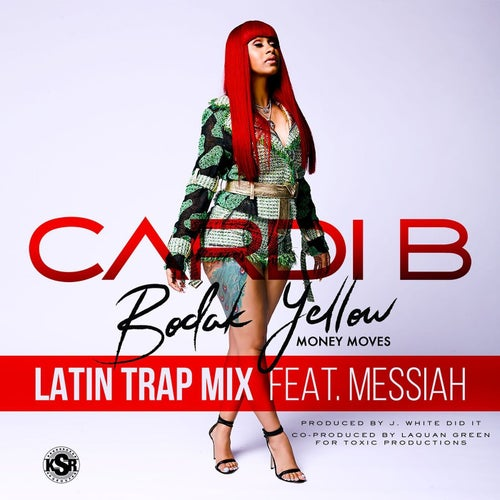 Bodak Yellow (feat. Messiah)