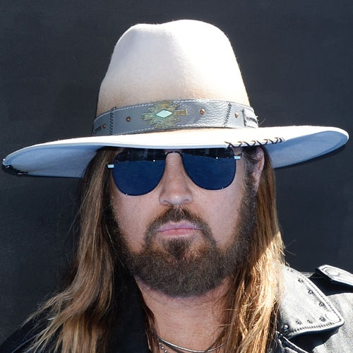 Billy Ray Cyrus Profile
