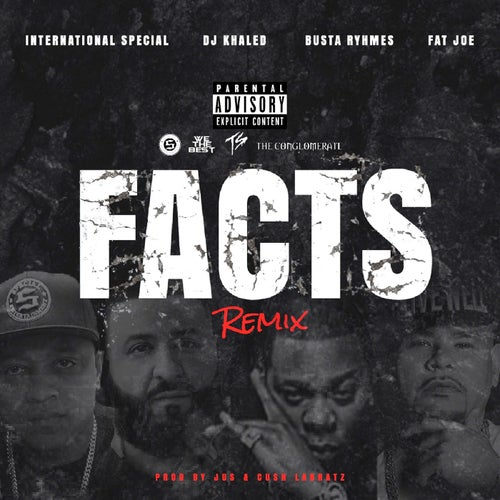 Facts Remix (feat. DJ Khaled, Busta Rhymes & Fat Joe)