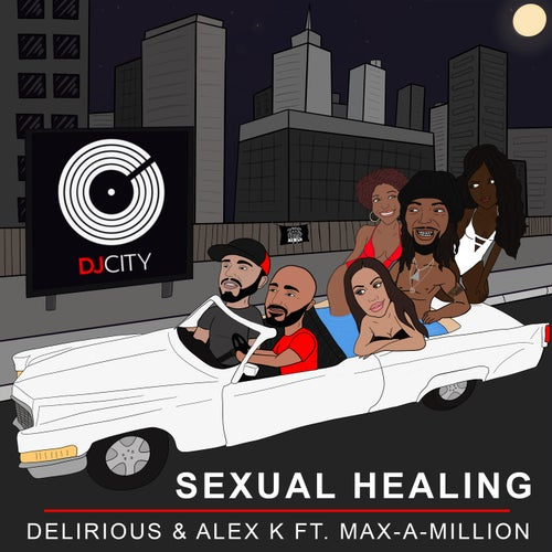 Sexual Healing (feat. Max-A-Million)