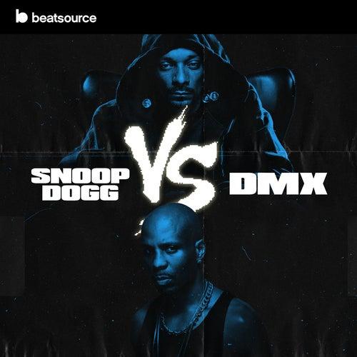 Snoop Dogg vs DMX Album Art