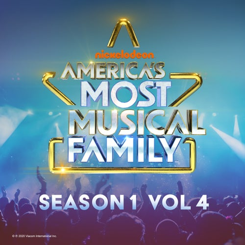 America's Most Musical Family Season 1 Vol. 4