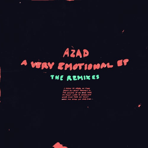 A Very Emotional EP: The Remixes - EP