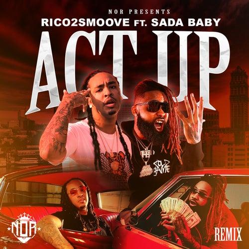 Act Up (Remix) [feat. Sada Baby]