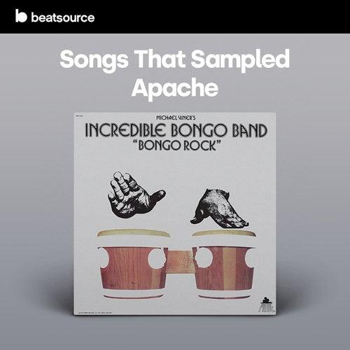 Songs That Sampled Apache Album Art