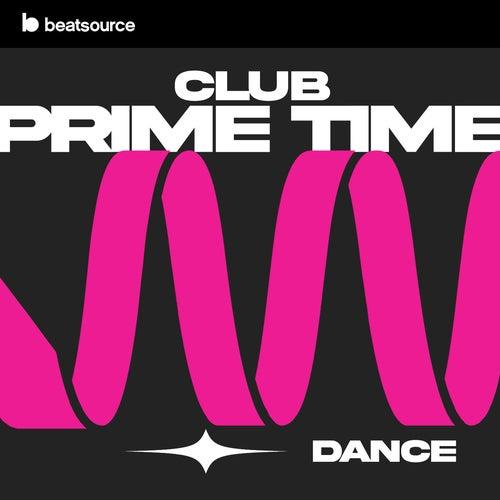 Club Prime Time - Dance Album Art