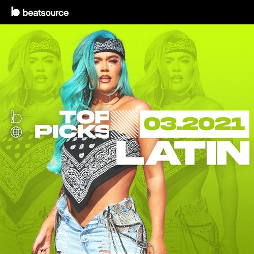 Latin Top Tracks - March 2021 playlist