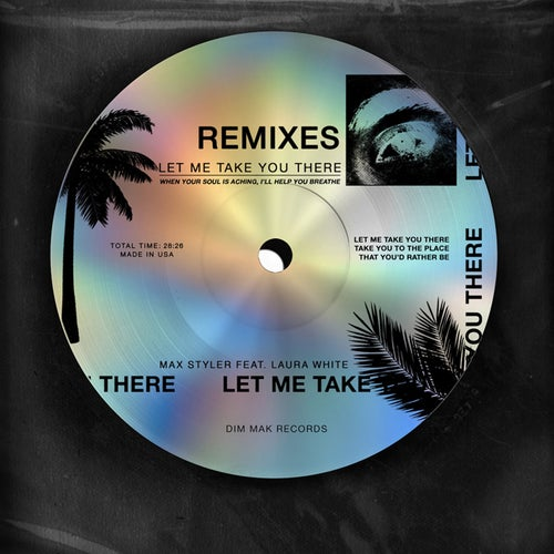 Let Me Take You There (feat. Laura White)