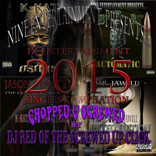Nine Entertainment 2015 Singles Compilation (Chopped and Screwed)