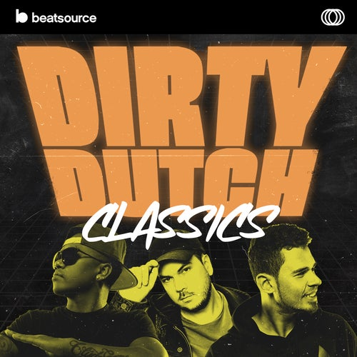 Dirty Dutch Classics Album Art
