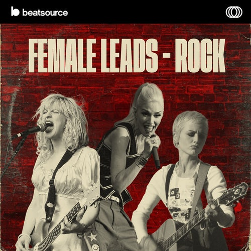Female Leads - Rock playlist