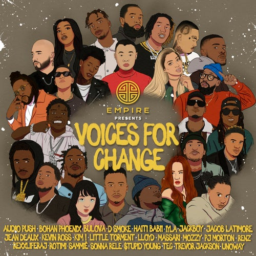 EMPIRE Presents: Voices For Change, Vol. 1