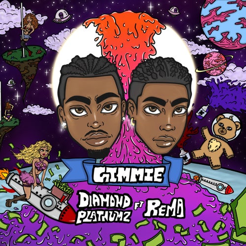 Gimmie (feat. Rema)