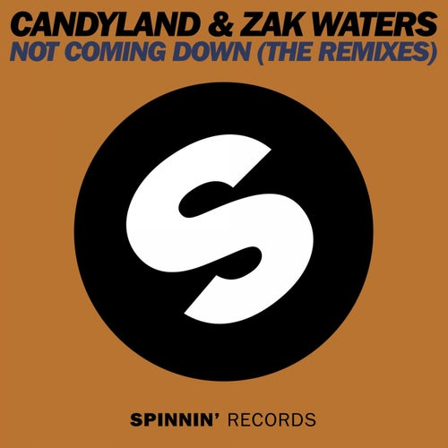 Not Coming Down (The Remixes)