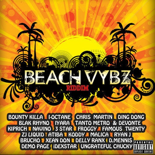 Beach Vybz Riddim