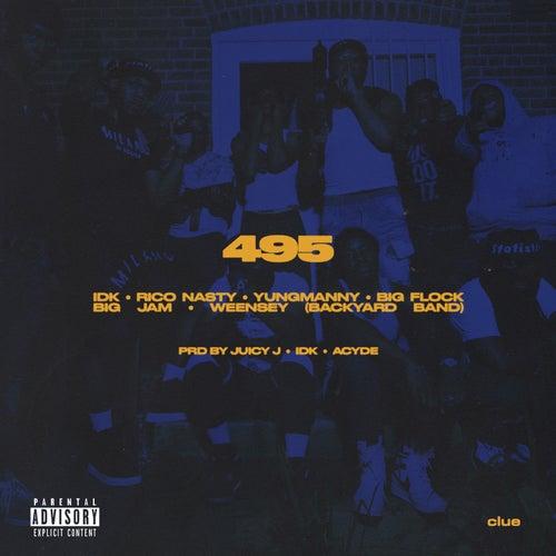495 (feat. Rico Nasty, YungManny, Big Flock, Big JAM & Weensey)