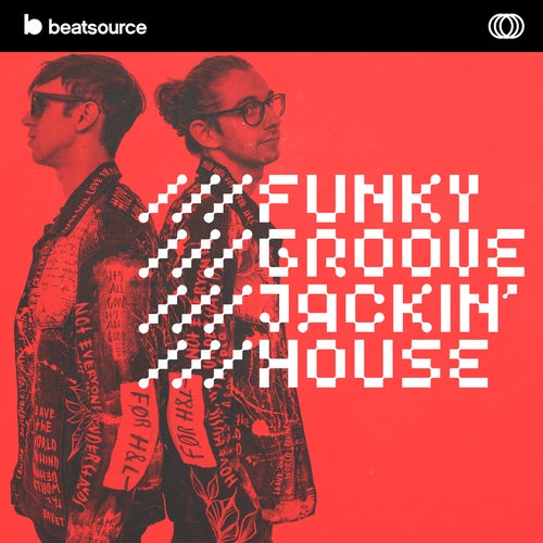 Funky Groove Jackin House Album Art