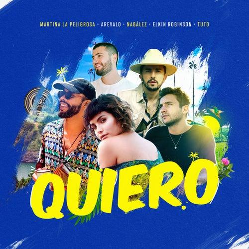 Quiero (feat. Elkin Robinson & Tuto)