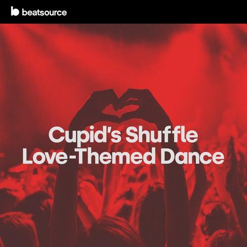 Cupid's Shuffle Love -Themed Dance Album Art