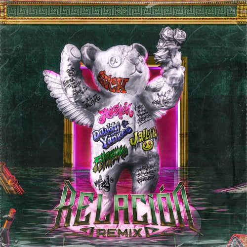 Relación feat. Rosalía and Farruko
