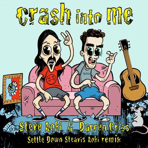 Crash Into Me - Settle Down Steavis Aoki Remix