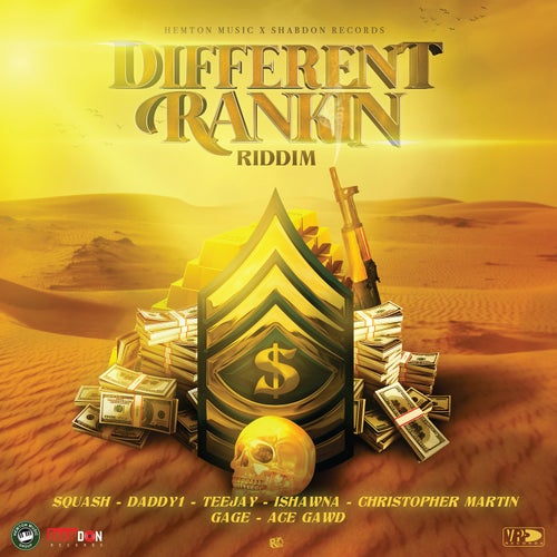 Different Rankin' Riddim