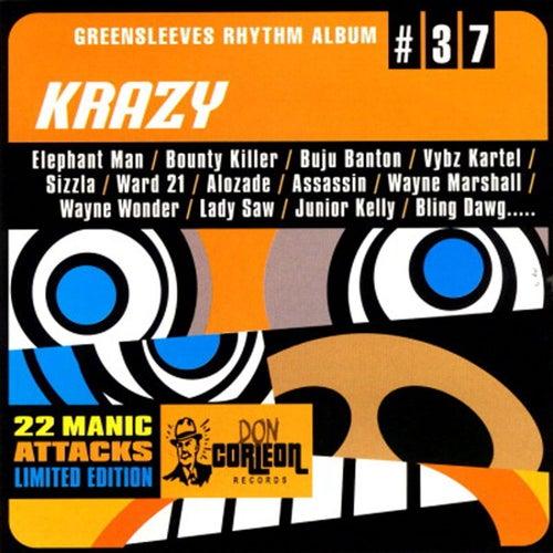 Greensleeves Rhythm Album #37: Krazy