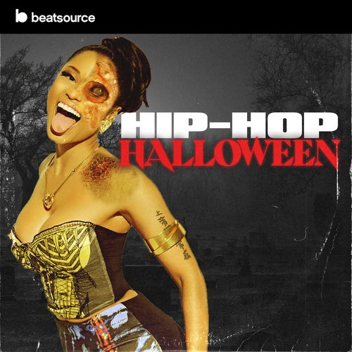 Hip Hop Halloween Album Art