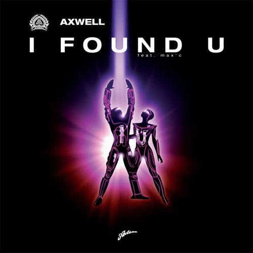 I Found U feat. Max'C