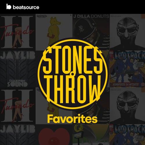 Stones Throw Favorites Album Art
