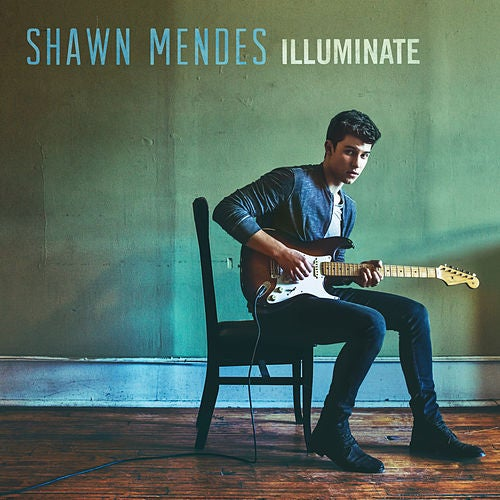 Shawn Mendes LP4-5 PS/ Island Profile