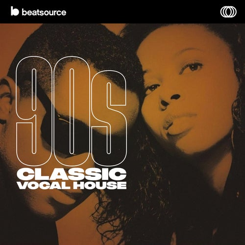 90s Classic Vocal House Album Art