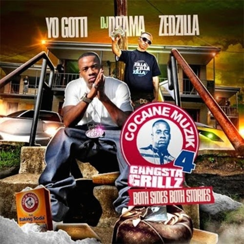 Cocaine Muzik 4: Gangsta Grillz