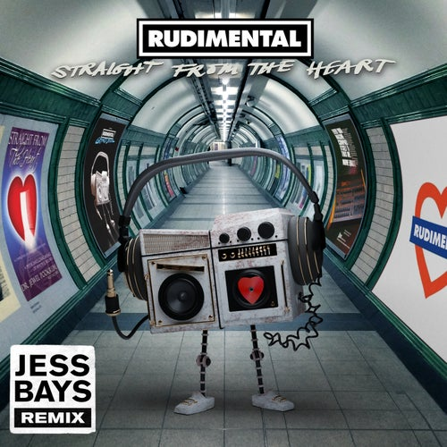 Straight From The Heart (feat. Nørskov) [Jess Bays Remix]